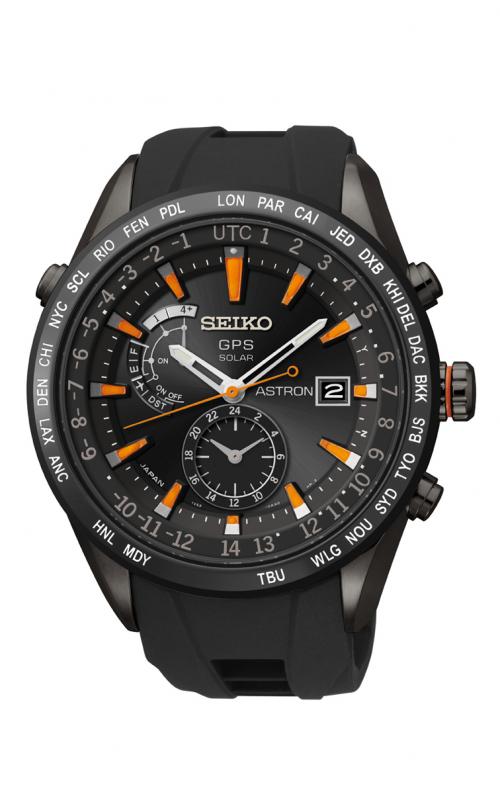 Seiko Astron Solar GPS Watch SAST025