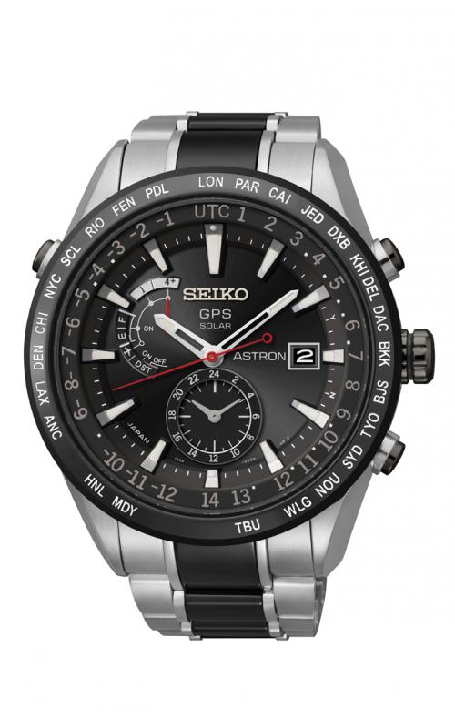 Seiko Astron Solar GPS Watch SAST015