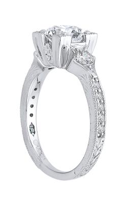 Shah Luxury Carizza Engagement Ring CA0046EK-37W product image