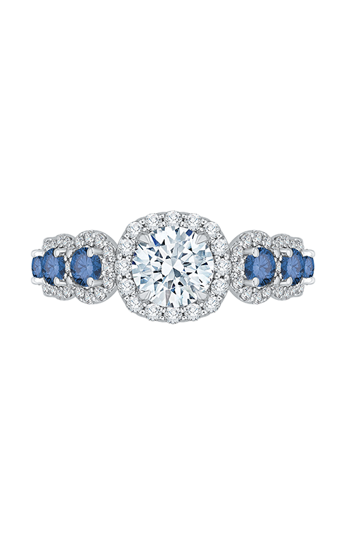 Shah Luxury Carizza Engagement Ring CA0195EHK-S37WY product image