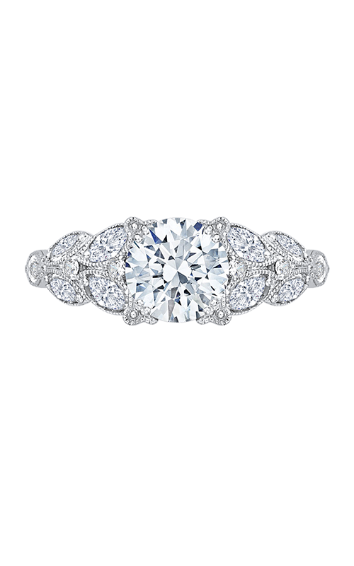 Shah Luxury Carizza Engagement Ring CA0196EHK-37W-1.50 product image