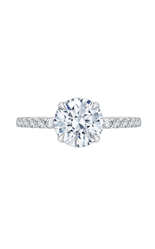 Shah Luxury Carizza Engagement Ring CA0208EK-37W-1.50 product image