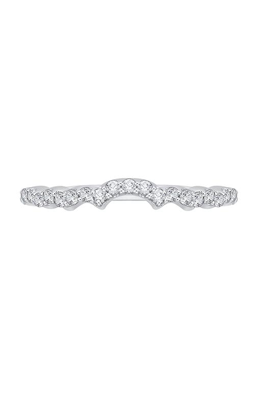 Shah Luxury Carizza Wedding Band CAO0175BHK-37W product image