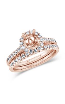 Shy Creation Lotus Engagement ring SC28023877 product image
