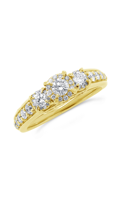 Shy Creation Silhouette Engagement ring SC22005134 product image