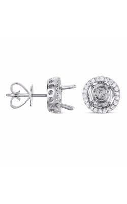 S. Kashi and Sons Halo Earrings E7788WG product image