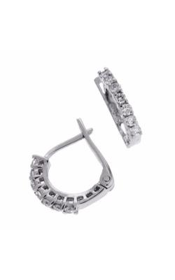 S. Kashi and Sons Fashion Earrings E7030WG product image