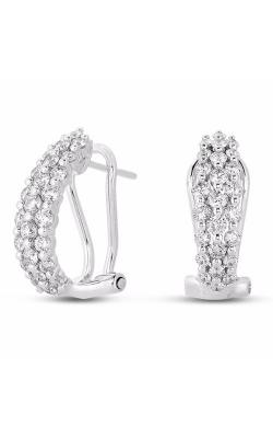 S. Kashi and Sons Fashion Earrings E7824WG product image