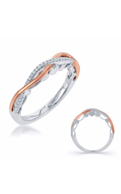 S. Kashi and Sons BYPASS Wedding Band EN7751-BRW product image