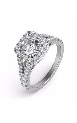 S. Kashi and Sons Split Shank Engagement Ring EN7303-CUWG product image