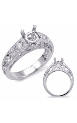 S. Kashi and Sons Vintage Engagement Ring EN7623WG product image
