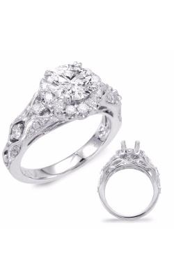 S. Kashi and Sons Vintage Engagement Ring EN7626WG product image