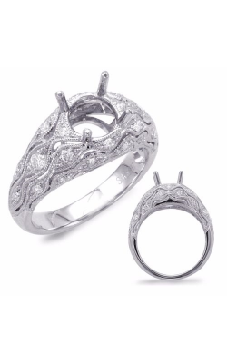 S. Kashi and Sons Vintage Engagement Ring EN7691WG product image