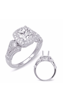 S. Kashi and Sons Vintage Engagement Ring EN7750-1WG product image