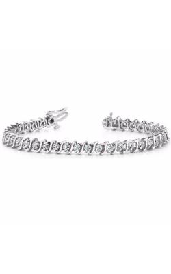 S. Kashi and Sons Diamond Bracelet B4000-6WG product image