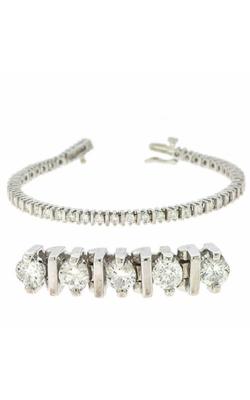S. Kashi and Sons Diamond Bracelet B4009-3WG product image
