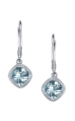Stanton Color Leverbacks Earring 17171-LEAQ product image