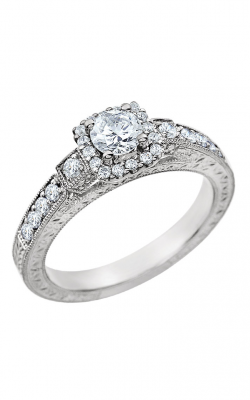 Stuller Halo Engagement Ring 651711 product image