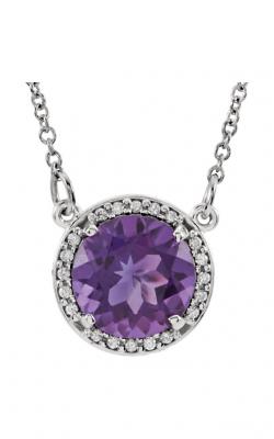Stuller Gemstone Fashion Necklace 85905 product image
