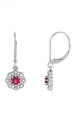 Stuller Gemstone Fashion Earrings 86243 product image