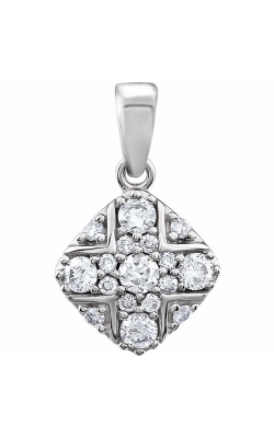 Stuller Diamond Fashion Pendant 651916 product image