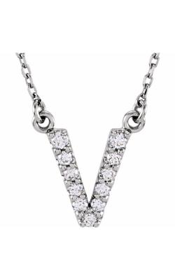 Stuller Diamond Fashion Necklace 67311-121 product image