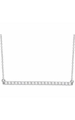 Stuller Diamond Fashion Necklace 651084 product image