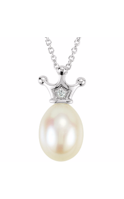 Stuller Pearl Fashion Necklace 650698 product image