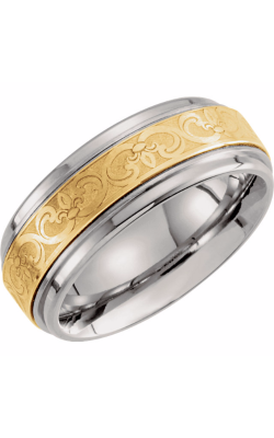 Stuller Men's Wedding Band T1025 product image
