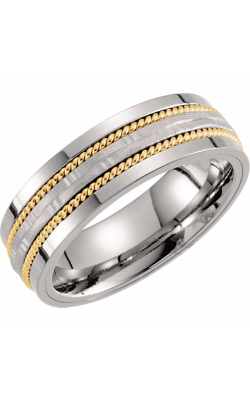Stuller Men's Wedding Band T1030 product image
