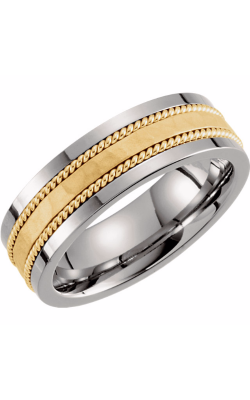 Stuller Men's Wedding Band T1032 product image