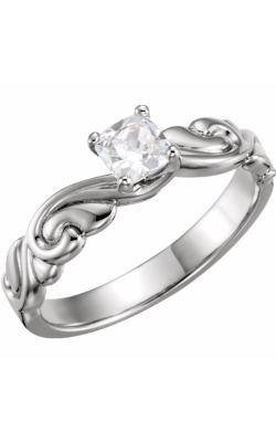 Stuller Solitaire Engagement Ring 122468 product image