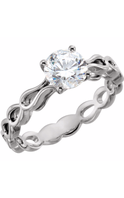 Stuller Solitaire Engagement Ring 122438 product image