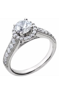 Stuller Halo Engagement Ring 651716 product image