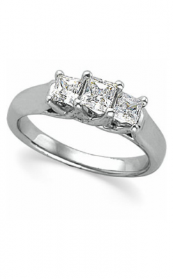 Stuller Three Stones Engagement Ring 64136 product image