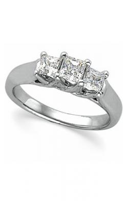 Stuller Three Stones Engagement Ring 64136 product image