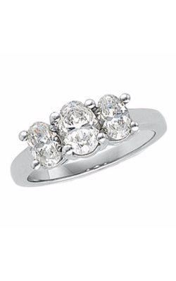 Stuller Three Stones Engagement Ring 63488 product image