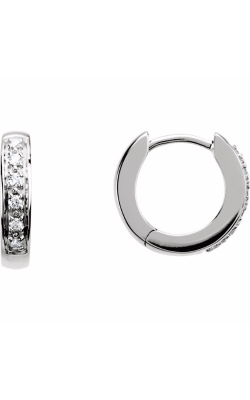 Stuller Diamond Fashion Earrings 67154 product image