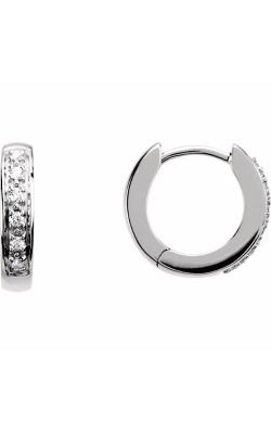 Stuller Diamond Fashion Earrings 67154 product image