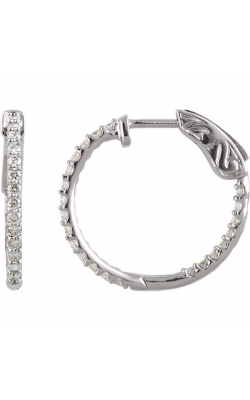 Stuller Diamond Fashion Earrings 650183 product image