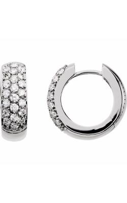 Stuller Diamond Fashion Earrings 67150 product image
