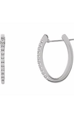 Stuller Diamond Fashion Earrings 61494 product image