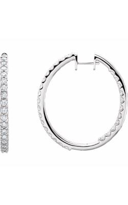 Stuller Diamond Fashion Earrings 61378 product image