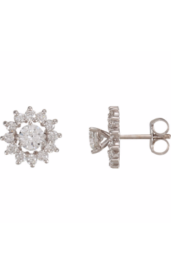 Stuller Diamond Fashion Earrings 61019 product image