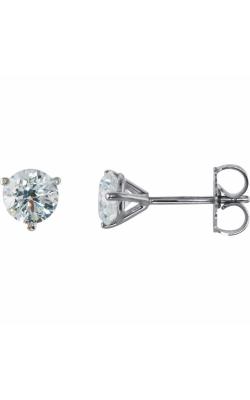 Stuller Diamond Fashion Earrings 66233 product image