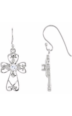 Stuller Religious And Symbolic Earrings R16997 product image