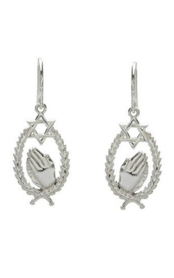 Stuller Religious And Symbolic Earrings R16591 product image