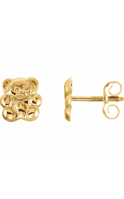 Stuller Youth Earrings 192026 product image