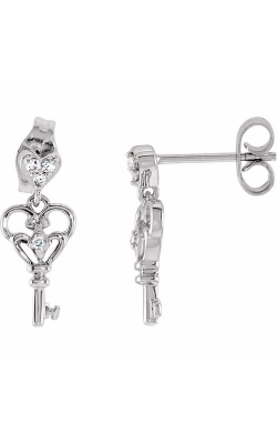 Stuller Youth Earrings R16999 product image