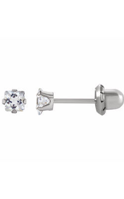 Stuller Youth Earrings 21507 product image